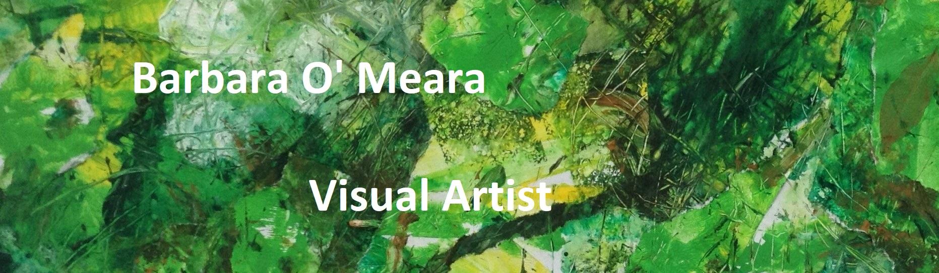 Barbara O' Meara Artist